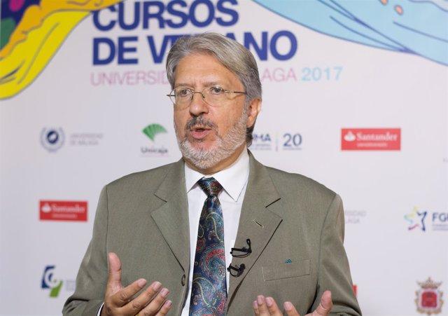 Diego fernández director instituto cultura gitana málaga uma ronda archidona
