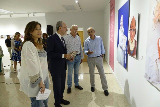 Exposición del colectivo Nosotros en Sala Moreno Villa
