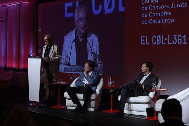 Ponencia del 27 Fórum del Auditor celebrado en Sitges