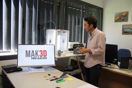 Una empresa de Rabanales 21 lanza un proyecto para hacer más accesible la impresión 3D