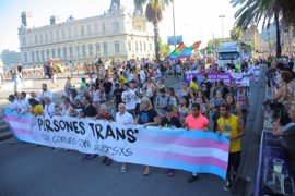 Barcelona acoge este sábado una marcha del orgullo LGTBI reivindicativa y festiva