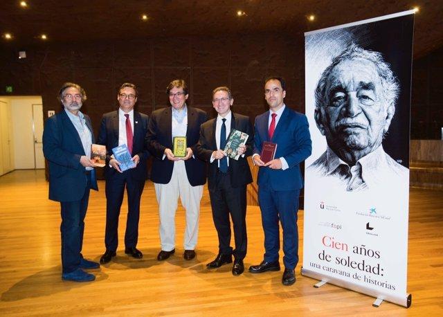 Clausura del curso 'Cien años de soledad' de la URJC
