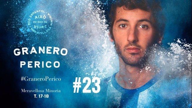Esteban Granero ficha por el Espanyol