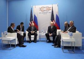 Estados Unidos y Rusia se suman a un pacto de alto el fuego para el suroeste de Siria