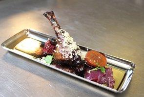 La carne de conejo, alto valor biológico para una dieta saludable (IMEO/GRUPO HERMI)