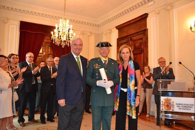Vicente Reig es condecorado con la Encomienda de la Orden de Isabel la Católica