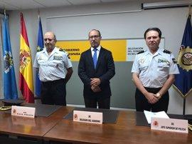 """Barkani: """"Un óptimo funcionamiento de frontera entre Melilla y Marruecos depende aún de nuevas medidas"""""""
