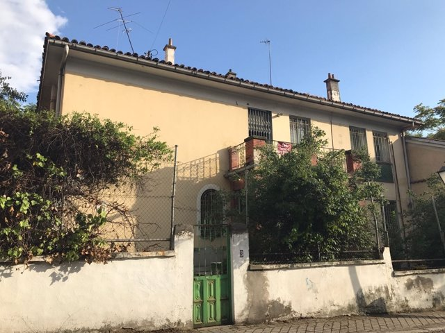 Casa de Vicente Alexandre en Madrid
