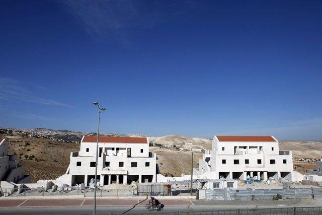 Asentamientos israelíes en Jerusalén