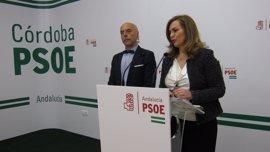 El PSOE lleva una PNL al Congreso para que el Gobierno ponga en uso la Estación de Montoro (Córdoba)