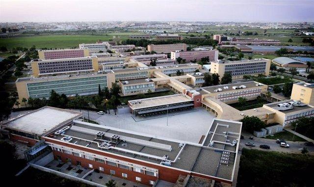Panorámica de la Universidad Pablo de Olavide