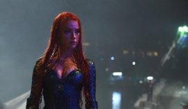 Aquaman: Amber Heard publica una nueva imagen del rodaje con Jason Momoa y James Wan