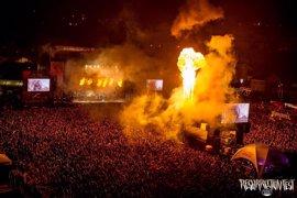 Rammstein hace arder Viveiro en una actuación para la historia del Resurrection
