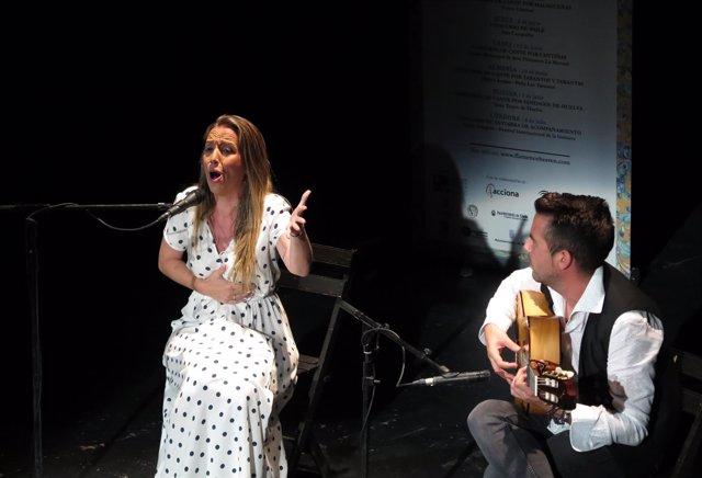 Concurso Talento Flamenco de Cante por Fandangos de Huelva 2017