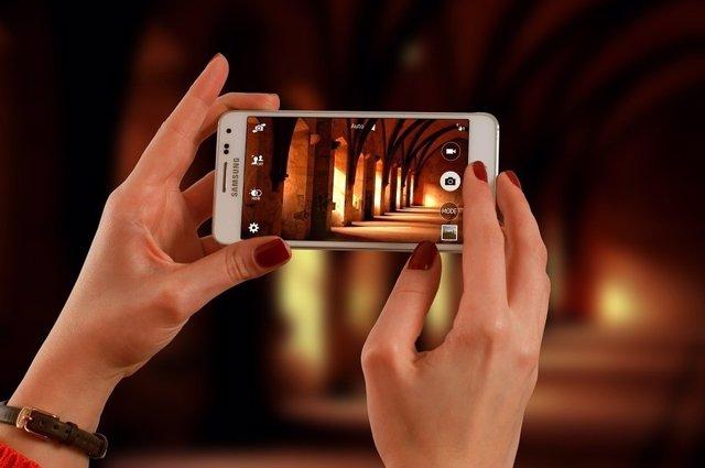 Fotos con un móvil Android