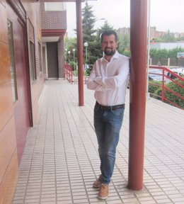 Valladolid. Secretario PSCyL, Luis Tudanca