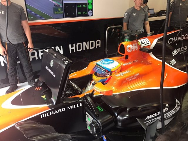 Fernando Alonso Austria