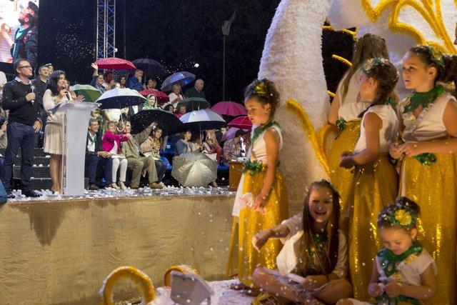 Coso Blanco 2017 en Castro Urdiales