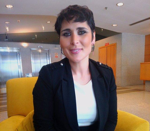 Rosa Lopez cantante entrevista málaga música