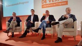 "Rivera: ""Iglesias tendrá que decidir entre hacer presidente a Junqueras o a Arrimadas"""