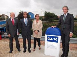 De la Serna anuncia la aprobación de la Declaración de Impacto Ambiental del vial de Jove, en Gijón