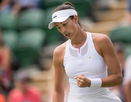Muguruza se cuela en octavos con una lección de tenis ante Cirstea