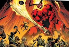 Revelado un nuevo villano en Thor: Ragnarok
