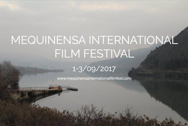 Mequinenza celebrará su festival de cine en septiembre
