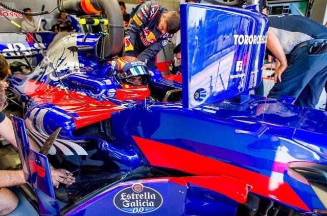 Carlos Sainz Austria