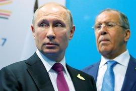 Putin asegura ante los líderes del G20 que no hubo injerencia rusa en las presidenciales de EEUU