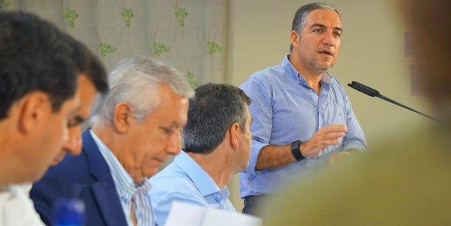 Bendodo en el Comité de Gobiernos Locales del PP