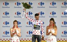 Lilian Calmejane se estrena en el Tour y Froome sigue líder