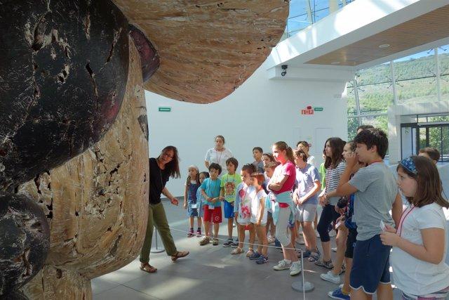 Espacio arte de Museo Würth