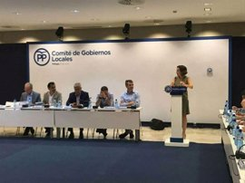 """Gamarra llama a PSOE """"a lograr acuerdos en ámbito municipal para seguir creciendo y creando empleo por nuestros vecinos"""""""
