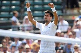 Djokovic y Federer, lanzados a por la segunda semana de Wimbledon