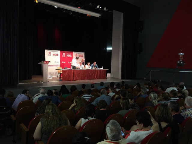 Valladolid.- Un momento del 'congresillo' de Valladolid