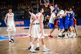 España roza la final del Mundial Sub-19 de baloncesto