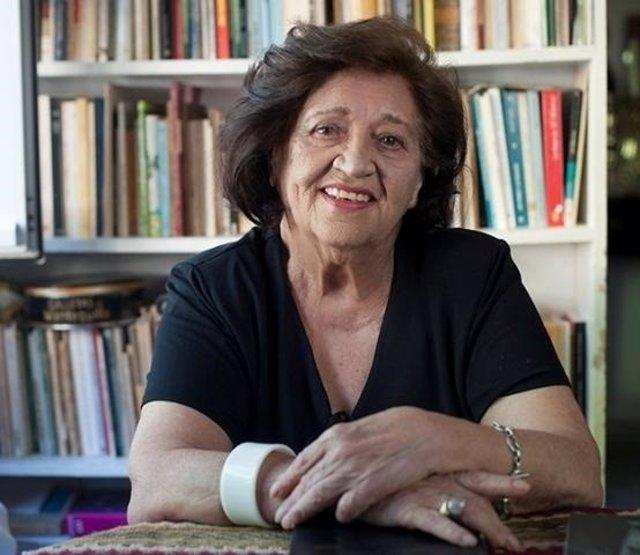 La escritora Pilar Paz