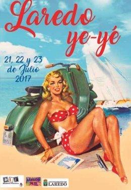 Cartel de Laredo Ye-yé