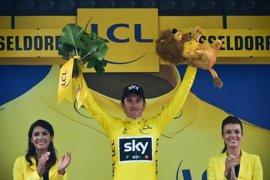 Geraint Thomas se rompe la clavícula y abandona el Tour de Francia