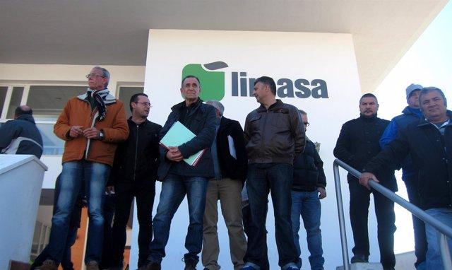 Comité de empresa de Limasa limpieza