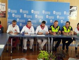 La Policía Municipal multa a dos corredores por infracciones recogidas en la Ordenanza del Encierro