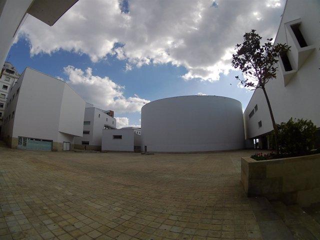 Complejo cultural de Siza, en Ceuta