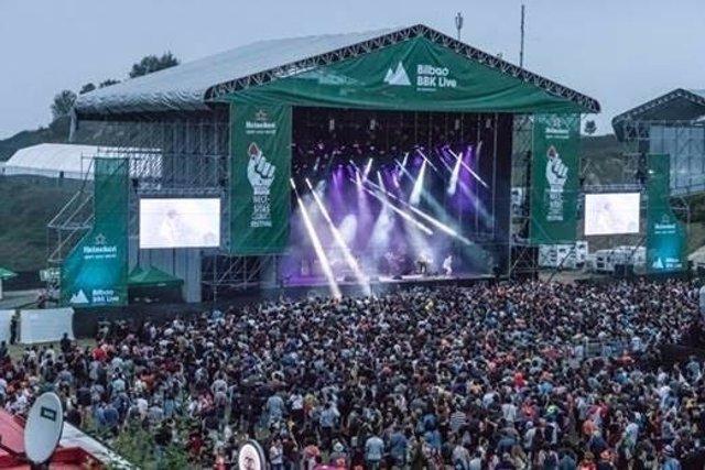 BBK Live Bilbao