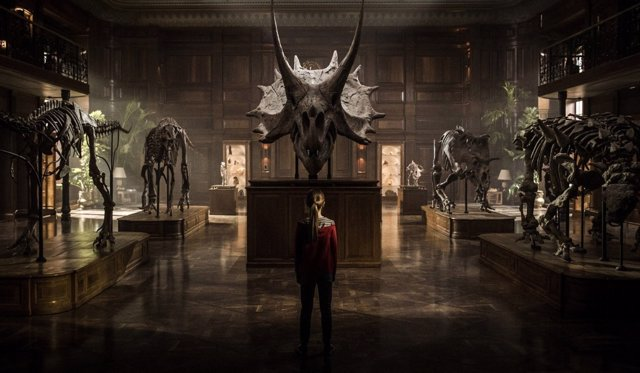 Jurassic Park: El reino caído