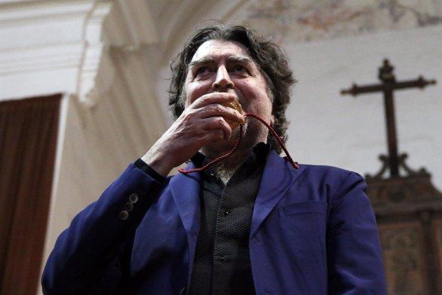 Joaquín Sabina recibe la Medalla de Oro de Úbeda
