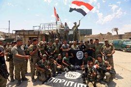 Irán felicita a Irak por la toma de Mosul y destaca el papel de las Unidades de Movilización Popular