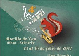 El Altoaragón Jazz Tour continúa con el IV Pirineos Jazz Festival en Morillo de Tou y Aínsa