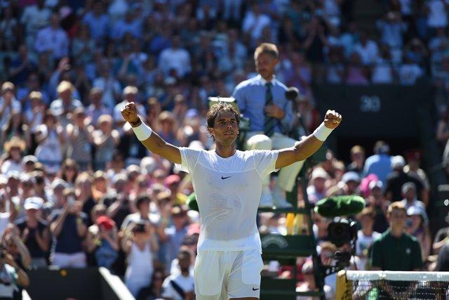 Rafa Nadal, Wimbledon 2015