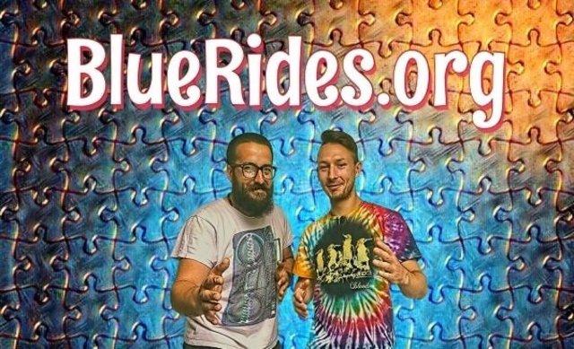 Blue Rides